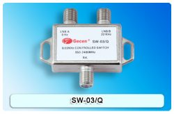 SWITCH 0/22KHz GECEN SW-03Q
